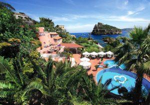 Hotel Delfini Ischia