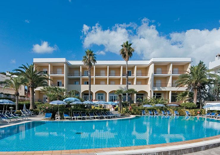 Hotel Terme Alexander Ischia Hotel Ischia