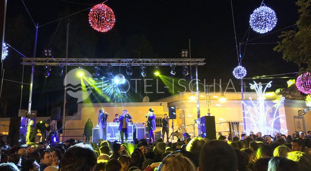 Festa di Capodanno a Ischia