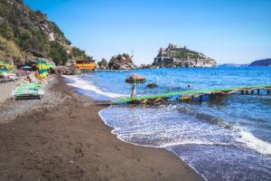 Spiaggia di Cartaromana Ischia