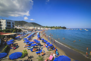 Spiaggia del Lido Ischia