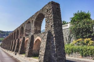 Acquedotto Pilastri Ischia