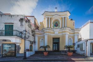 Chiesa Santa Maria delle Grazie Lacco Ameno Ischia