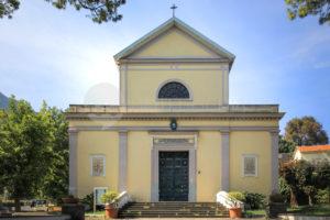 Chiesa Santa Maria Maddalena Casamicciola Terme Ischia