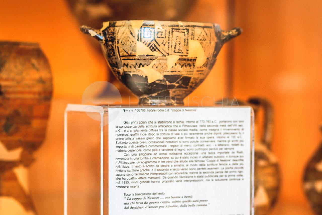 Coppa di Nestore Ischia