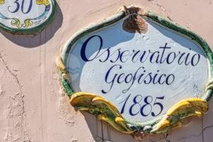 Osservatorio Geofisico Casamicciola Terme